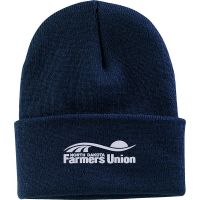 20-CP90, One Size, Navy, Front Center, North Dakota Farmers Union.